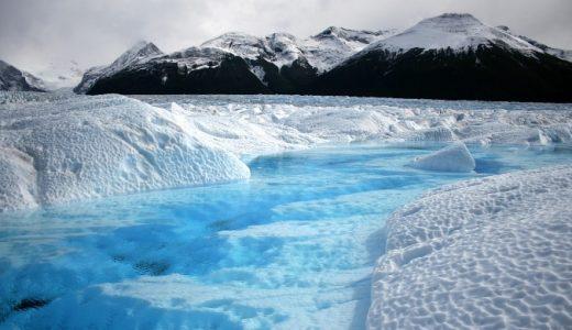 氷河期・氷河時代・氷期